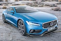 沃尔沃推出轿跑车型C90 有望2017年上市