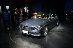 国产奔驰新E级长轴版车型或售45万起