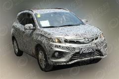 东南首款小SUV DX3将上市 搭1.5T发动机