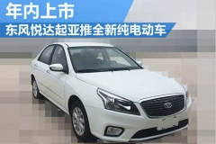东风悦达起亚推全新纯电动车 年内上市
