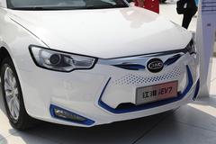深圳推广新能源车5万辆 私家车占41%