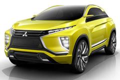 三菱全新跨界MPV概念车 印尼车展首发亮相
