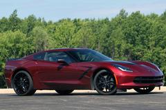 2016款雪佛兰Corvette 或搭载V8引擎