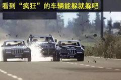 """高速行车安全,学会给""""疯子""""让路!"""
