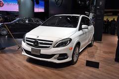 奔驰或推电动车子品牌 首推4款新车