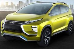 三菱XM Concept官图 量产版明年推出