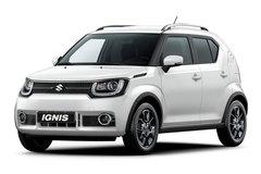 铃木将于巴黎车展发布旗下全新IGNIS