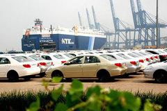 中国汽车出口市场现企稳迹象