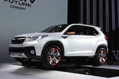 斯巴鲁或推纯电新车 定位中级SUV车型