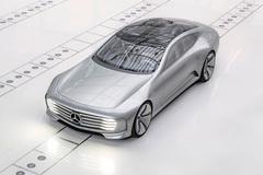奔驰纯电动车计划曝光 EQS有望明年上市