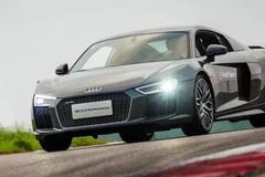 奥迪R8 V10 Performance:用科技定义未来