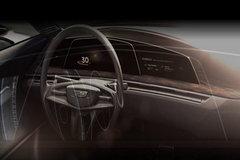 凯迪拉克全新概念车设计 8月正式亮相
