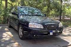 现代伊兰特老车新试 十年前的韩系车是啥样