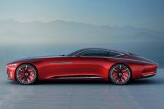 2016款奔驰迈巴赫概念车 超前理念设计