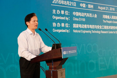 钟志华:减少短期利益追求 加大安全投入