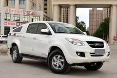 比SUV更实用的国产高端皮卡仅9万元起