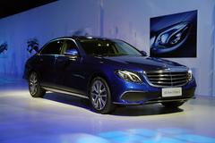 全新奔驰E级正式上市 售43.68万元起