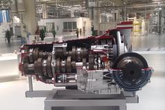 奥迪变速器DL382投产/率先装配A4L车型
