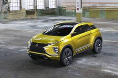 三菱小型纯电动SUV 有望2020年正式亮相