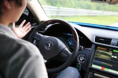 大陆集团自动驾驶体验 未来近在咫尺