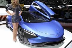Techrules GT96将2017日内瓦车展亮相