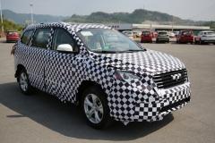比速首款7座SUV曝光 搭载1.8L/1.5T动力