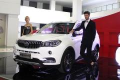 斯威X7 1.8L车型上市 售8.59-10.19万