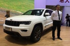 Jeep75周年致敬版上市 售20.28万元起