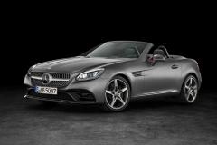 奔驰SLC正式上市 售55.96-68.8万元