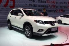 日产奇骏新车型上市 售24.78万元