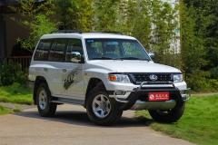 猎豹Q6新增2.4L四驱全能型 售16.98万