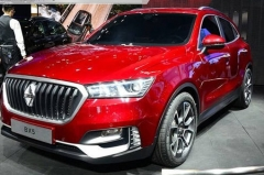 宝沃全新小型SUV年底上市 含混动版本