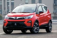 比亚迪元推1.5升双离合车型 20日上市