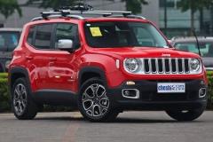 Jeep在华销量破10万 第三款国产车将上市