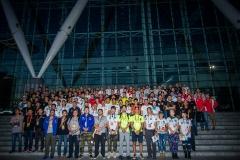 齐聚包头 2016中国越野拉力赛开赛在即