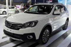 广汽传祺规划8款SUV 全面竞争哈弗