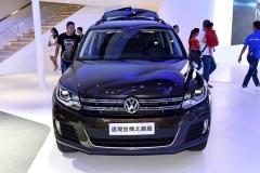 途观丝绸之路版新车型上市 21.18万起