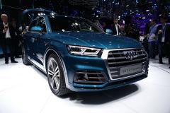 2016巴黎车展:新一代奥迪Q5全球首发