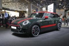 2016巴黎车展:全新MINI CLUBMAN JCW