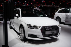 2016巴黎车展:新款奥迪A3正式发布