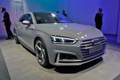 2016巴黎车展:新一代奥迪S5 Sportback
