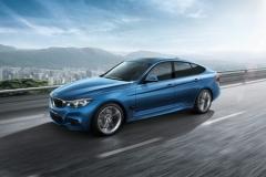 新款宝马3系GT正式上市 售39.8-51.9万