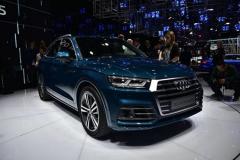 巴黎车展发布 即将引入国内的热点车型