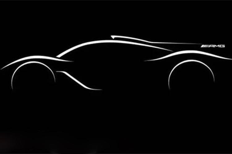 史上最快的AMG超跑要搭载F1发动机