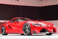 丰田已确认Supra超跑 最早2017年底发布