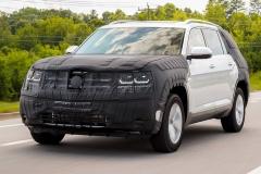 大众预借新款中大型SUV在美翻身 或命名Atlas