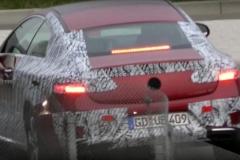 全新奔驰E级Coupe谍照 或日内瓦车展首发