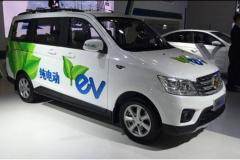 长安首款电动MPV年内上市 续航超宝马i3