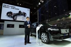 沃尔沃汽车致力于成为业内电气化领袖