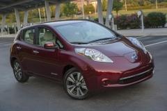 日产Leaf S提升电池容量 并支持快充技术